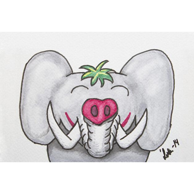 glad_elefant_640