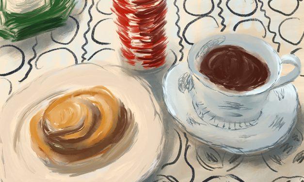 Konstkursen 3e tillfället – impressionismen