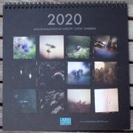 Kalender 2020 baksidan