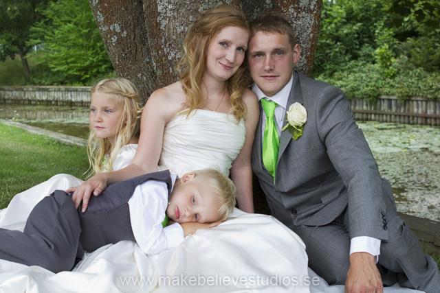Fantastisk sommar med massa bröllop